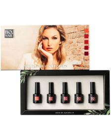 BO.Nail - Soakable Gel Polish - Get Red-Dy Collection