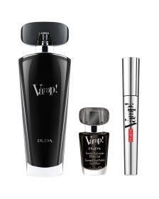 Pupa Milano - Eau De Parfum Vamp! - Black Giftset