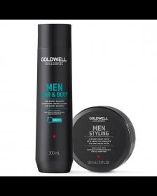 Goldwell - Dualsenses - For Men - Voordeelset