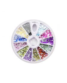 Splendid Nails - Nail Art Carrousel - Color Strass