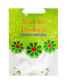 Splendid Nails - Nail Art Studs - Goud/Zilver - 3 mm