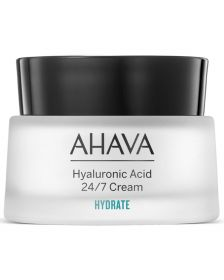 Ahava - Hyaluronic Acid - 24/7 Cream - 50 ml