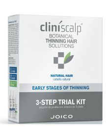 Joico - CliniScalp - 3 Step Trial Kit for Early Stages - Natural Hair - 250 ml