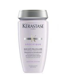 Kérastase - Spécifique - Bain Anti-Pelliculaire - Anti-Roos Shampoo tegen Vette en Droge Schilfers