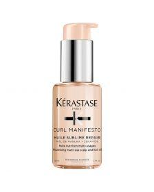 Kérastase - Curl Manifesto - Huile Sublime Repair - Hoofdhuidolie voor Krullen Haar - 50 ml