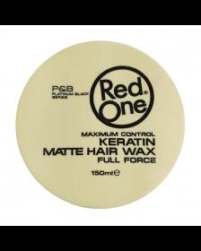 Red One - Keratin - Matte Hair Wax - Full Force - 150 ml