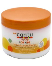 Cantu - Kids - Leave-In Conditioner - 283 gr