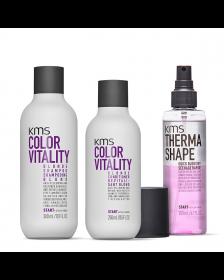 KMS - Color Vitality - Blonde - Voordeelset