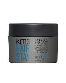 KMS - Hair Stay - Hard Wax - 50 ml