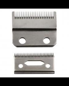 KYONE - Snijkop Stainless Steel Fade Blade voor Vintage Barber Clipper