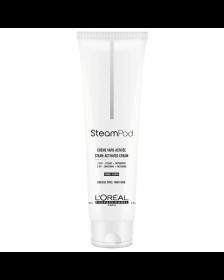 L'Oréal - SteamPod - Steam Activated 2-1 Cream - Crème voor dik haar - 150 ml