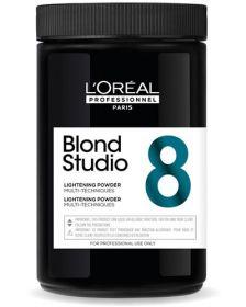 L'oréal - Blond Studio - Multi Techniques - 8 Powder - 500 gr