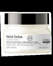 L'Oréal Professional - Série Expert - Metal Detox - Mask - Beschermend Haamasker