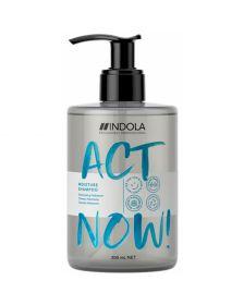 Indola Act Now! Moisture Shampoo
