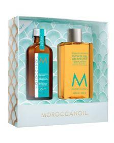 Moroccanoil - Home & Away Set - Light