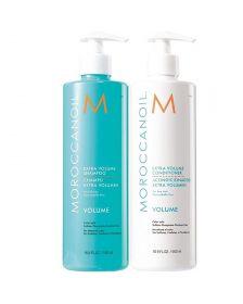 Moroccanoil - Extra Volume - Shampoo & Conditioner DUO Set - 2x 500 ml