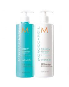 Moroccanoil - Hydrating - Shampoo & Conditioner DUO Set - 2x 500 ml