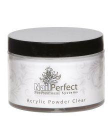 Nail Perfect Acryl Powder Clear