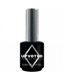 Upvoted - Perfect Polish - Soak Off - Top Gel - 15 ml