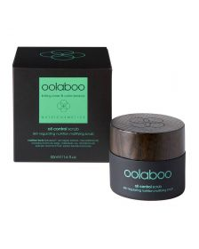 Oolaboo - Oil Control - Scrub - Skin Regulating Nutrition Matifying Scrub - 50 ml