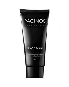 Pacinos - Black Mask - Deep Cleansing Charcoal Peel - 50 ml