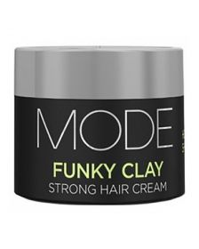 Affinage - Mode - Funky Clay - Strong Hair Cream - 75 ml