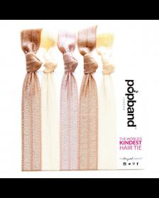 Popband - Blondie Haarband - 5 Stuks