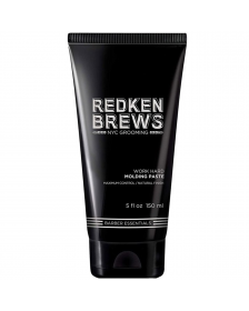 Redken - Brews - Work Hard - Molding Paste - 150 ml