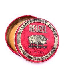Reuzel - High Sheen Pomade (Reuzel Red) - 35 gr