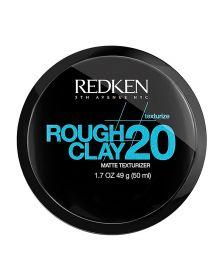Redken - Texturize - Rough Clay 20 - Matte Texturizer - 50 ml