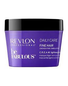 Revlon - Be Fabulous - Daily Fine - Cream Mask - 200 ml