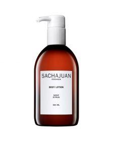 SachaJuan - Body Lotion - Spicy Citrus - 500 ml