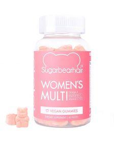 SugarBearHair - Women's Multivitamine  - 60 stuks