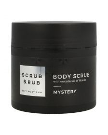 Scrub & Rub - Mystery - Body Scrub - 350 gr