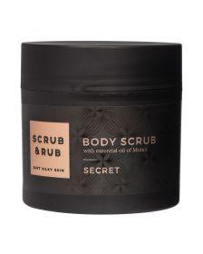 Scrub & Rub - Secret - Body Scrub - 350 gr