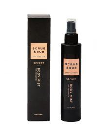 Scrub & Rub - Secret - Body Mist - 100 ml