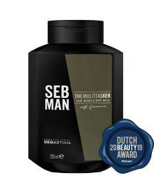 SEB MAN  The Multitasker 3 in 1 Shampoo