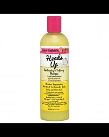 Aunt Jackie's - Girls - Heads Up - Moisturizing Shampoo - 355 ml