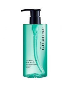 Shu Uemura - Cleansing Oil Shampoo - Anti-Oil Astringent Cleanser - 400 ml