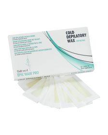 Sibel - Epileerstrips van Koude Was - Lichaam - 6x2 Stuks