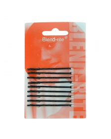 Sibel - Haarschuifjes - Zwart - 5,0 cm - Doos à 250 gram