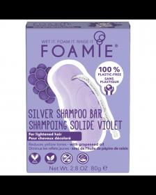 Foamie - Shampoo Bar - Silver Linings - 80 gr