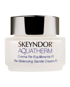 Skeyndor - Aquatherm - Re-balancing Gentle Cream - FI Gevoelige/Gemengde/Vette Huid - 50 ml