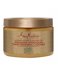 Shea Moisture - Manuka Honey & Mafura Oil - Twist-defining Custard - 354 ml