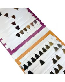 Schwarzkopf - Igora - Vibrance - Color Chart 2019