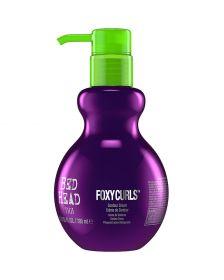 Tigi - Bed Head - Foxy Curls - Contour Cream - 200 ml