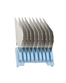 Wahl / Moser / Ermila - Opzetkam - Type 19 - Plastic met Metalen Lamellen - Nr. 8 - 25 mm
