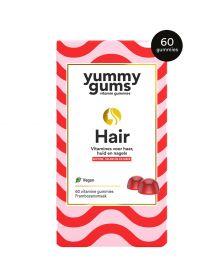 Yummygums - Hair Gummies - Vitamines voor haar, huid en nagels - 60 stuks