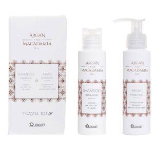Biacre - Argan & Macadamia - Oil Travel Kit