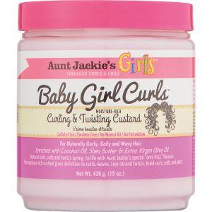 Aunt Jackie's - Girls Baby Girl Curls Custard - 426 gr